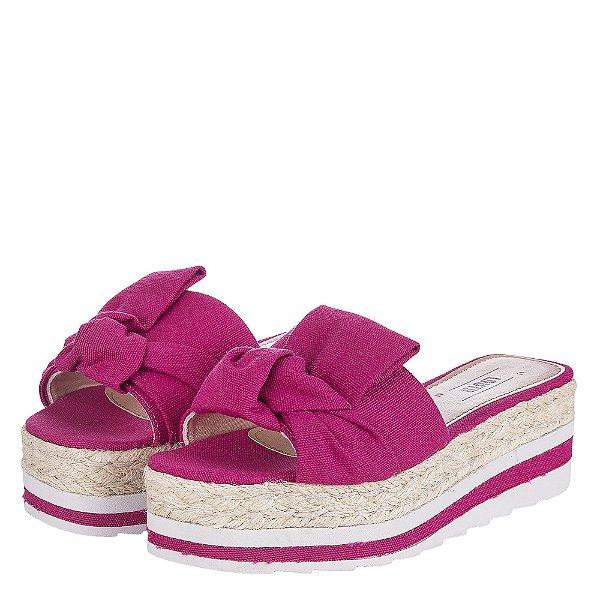 Flatform Louth Corda Pink
