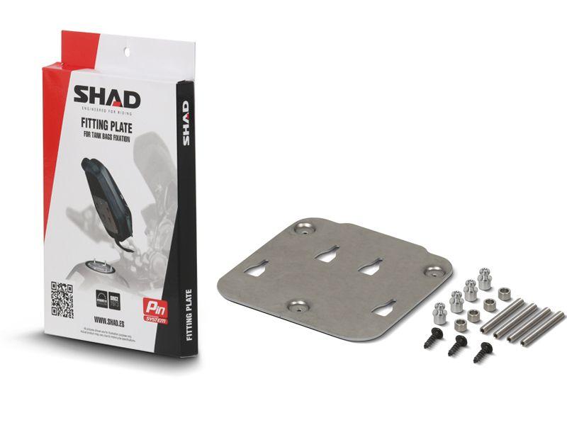 SHAD X015PS SUPORTE BOLSA DE TANQUE PIN SYSTEM PARA BMW