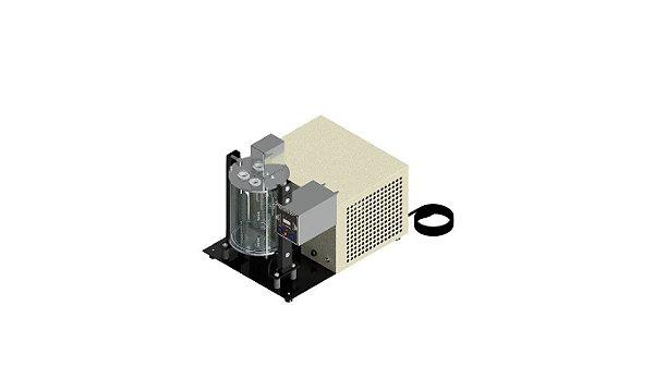 Banho Viscosimetro Cinematico para Gelatina 2 provas com refrigeracao