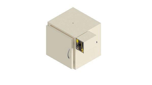 Estufa para esterilizacao e secagem 100L analogica - DIM. 50X50X40CM 200°C