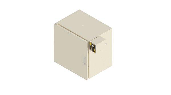 Estufa para esterilizacao e secagem 100L digital - DIM. 50X50X40CM 200°C
