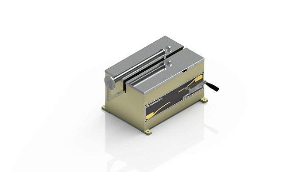 Agitador de provetas manual para equivalente de areia