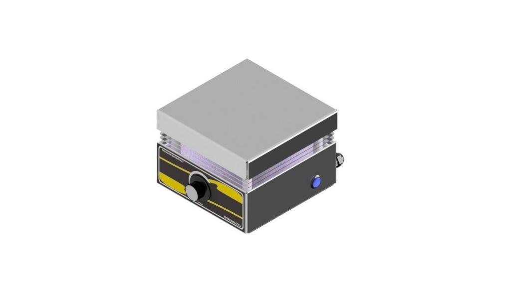 Agitador magnetico 5L sem aquecimento analogico