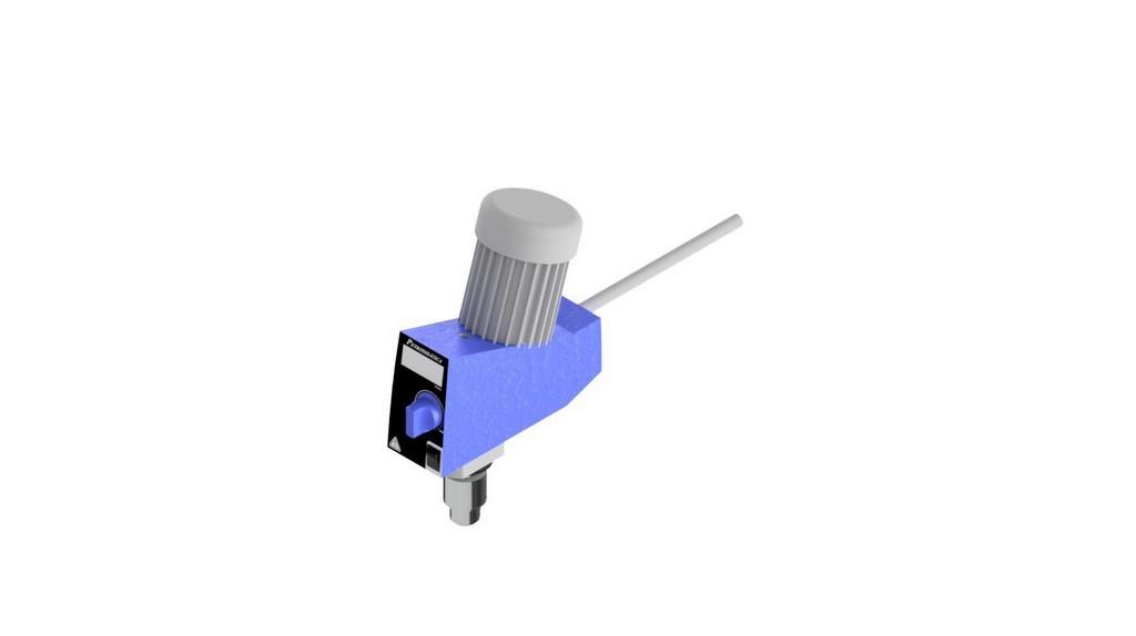 Agitador mecanico cap. 20L de agua