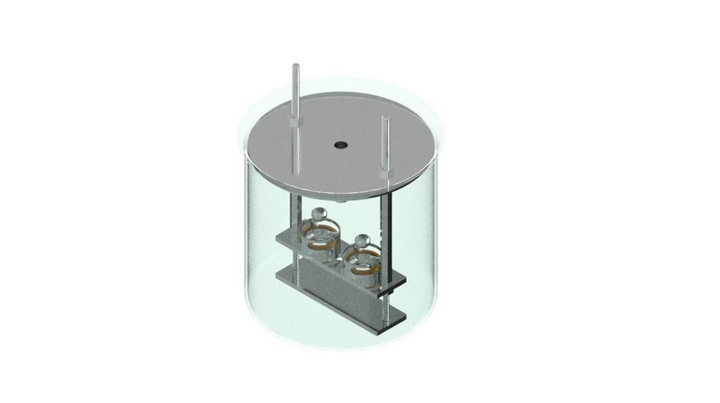 Aparelho para medir ponto de amolecimento (Ring Ball)