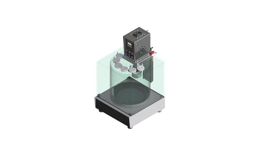 Banho Viscosimetro Cinematico Cannon Fenske para 6 provas com isolacao term. - ASTM D445/446