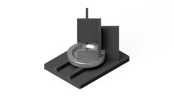 Capeador para corpo de prova DIAM. 15X30CM