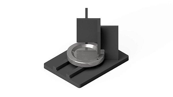 Capeador para corpo de prova DIAM. 5X10CM