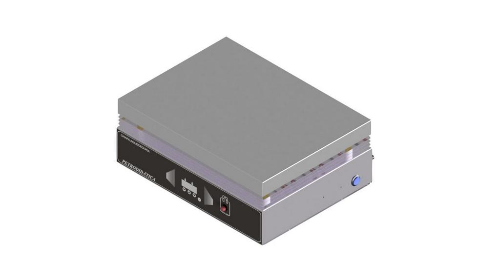 Chapa aquecedora digital 400 x 300 mm