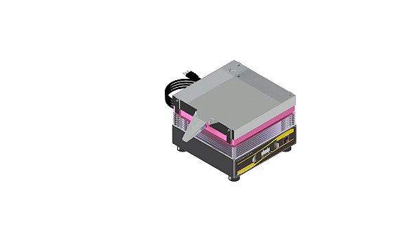 Chapa aquecedora de criptacao 300 X 300 mm