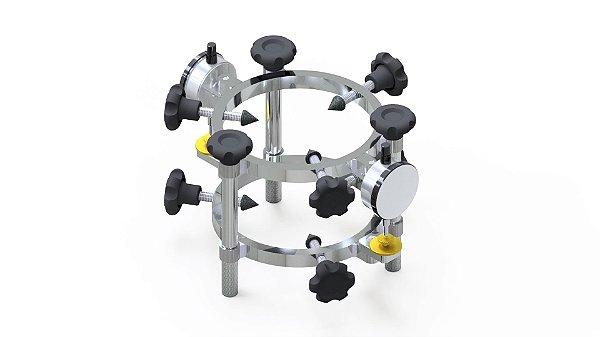 Compressometro para corpo de prova 10X20cm