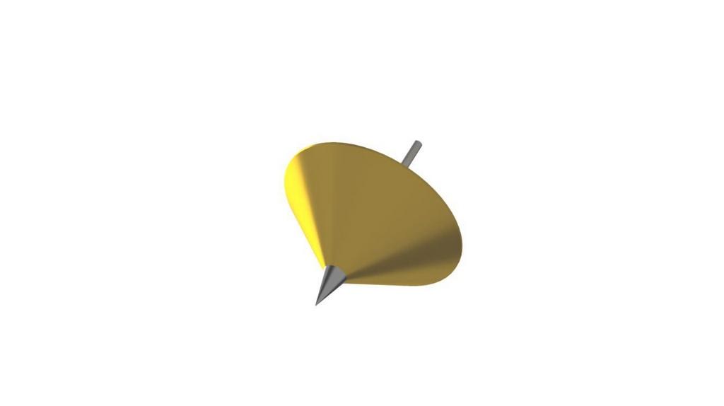 Cone para Penetrometro com angulo 90 (102,5G) conforme ASTM D-217 , ASTM D-937