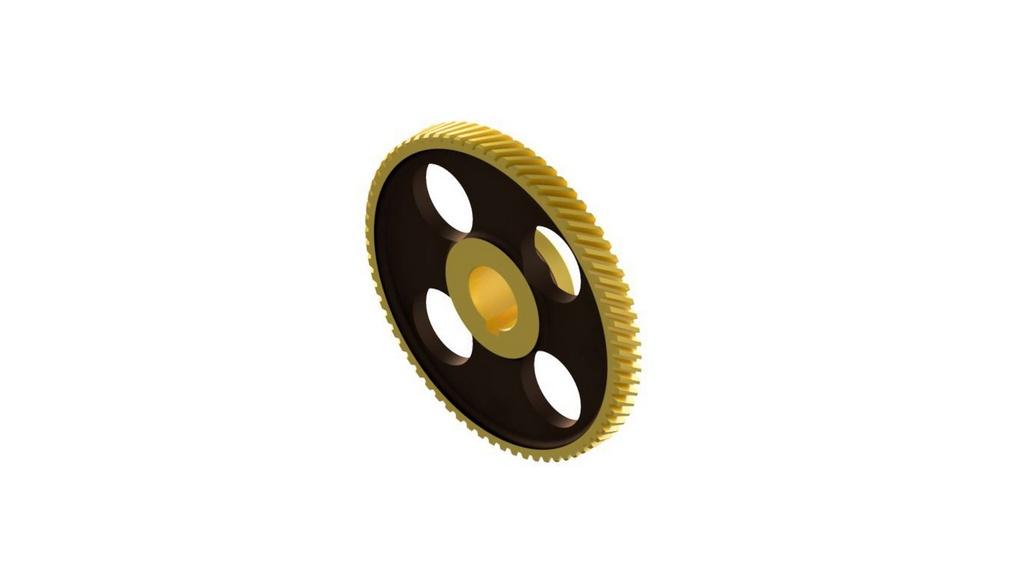 Coroa para extrator de betume manual tipo rotarex