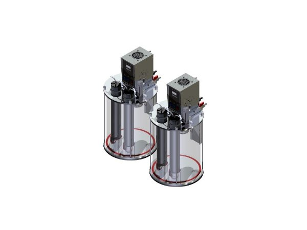 Determinacao das caracteristicas espumantes conforme ASTM D892 (DUAS CUBAS E CABECOTES)