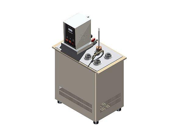 Determinacao do ponto de fluidez conforme ASTM D-97 E NBR-11349