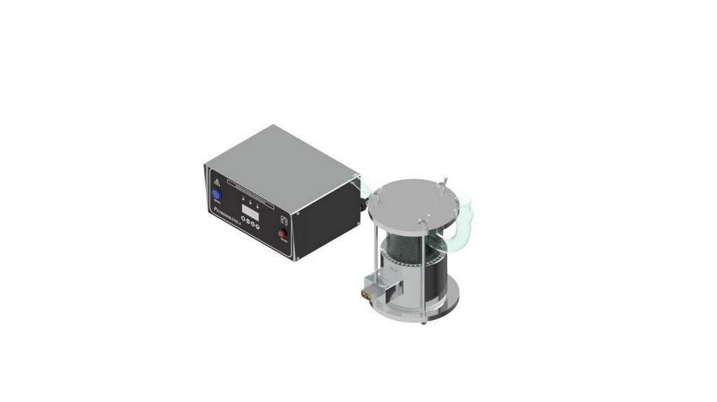 Determinacao para ensaio de panelas metalicas conforme ISO 28706
