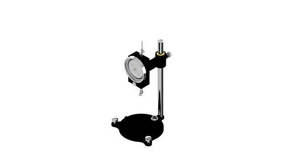 Penetrometro para solos manual