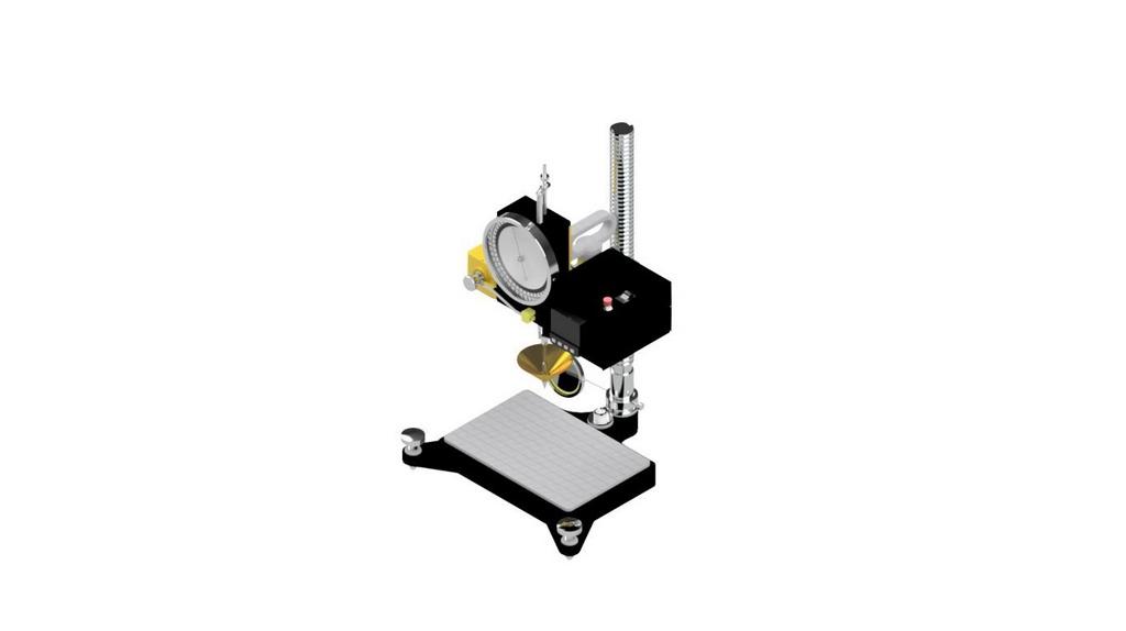 Penetrometro Universal conforme ASTM. D-5 com controlador de tempo