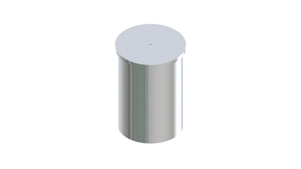 Picnometro de aluminio 100ML