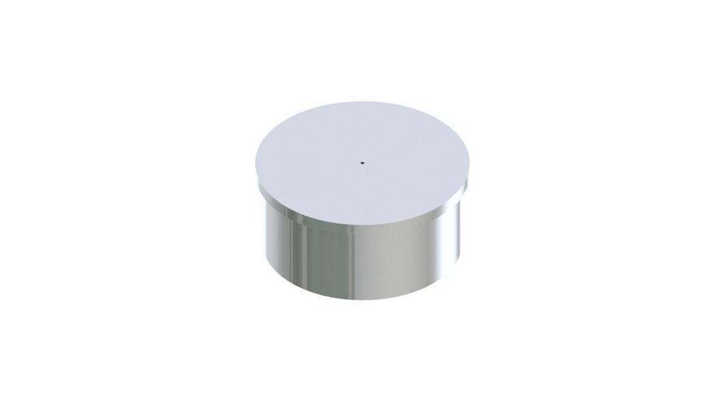 Picnometro de aluminio 25ML