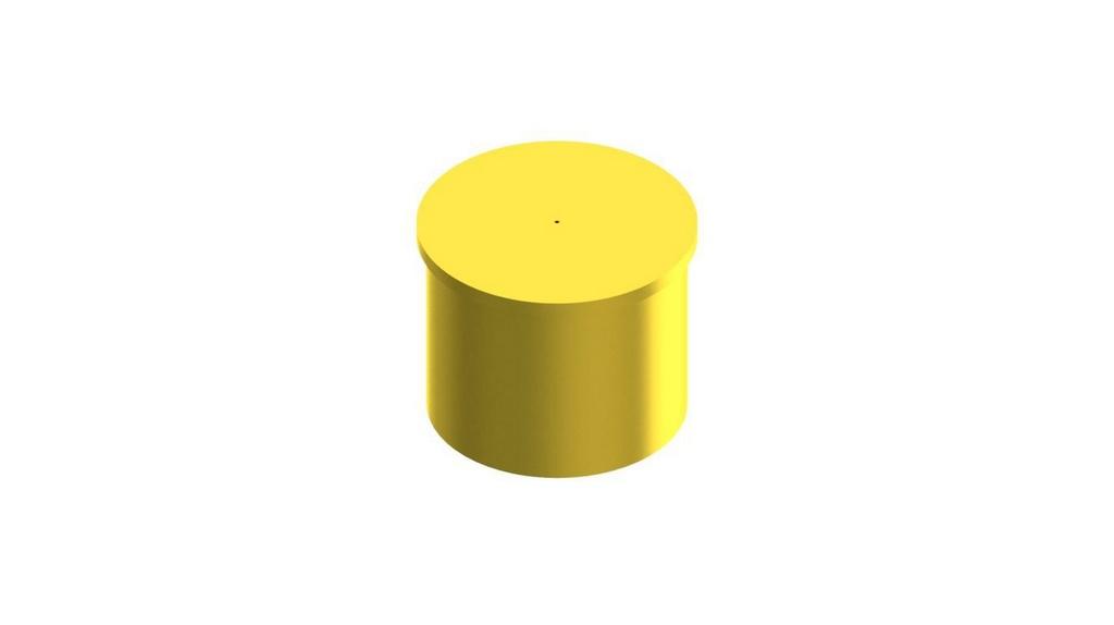 Picnometro de latao 50ML