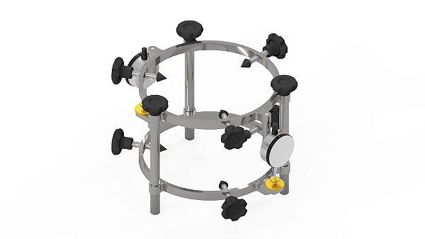 Compressometro para corpo de prova 15x30cm