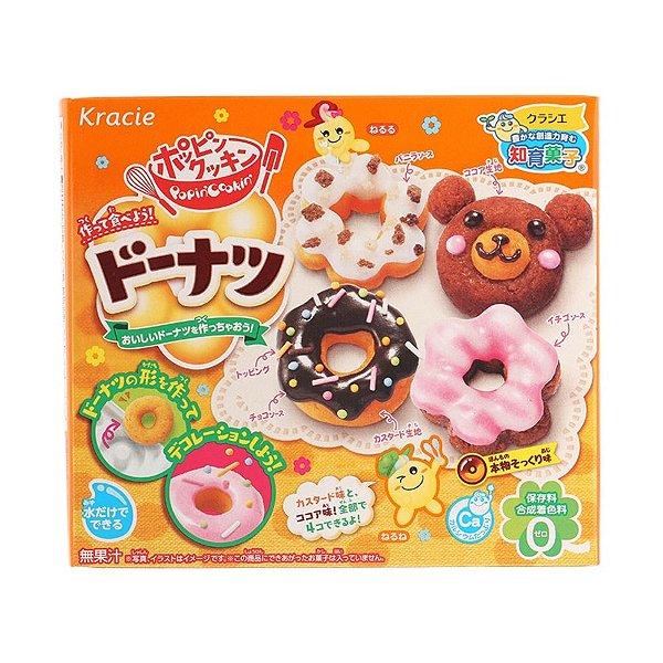 Doce Instantâneo Japonês - Donuts - Kracie Popin Cookin