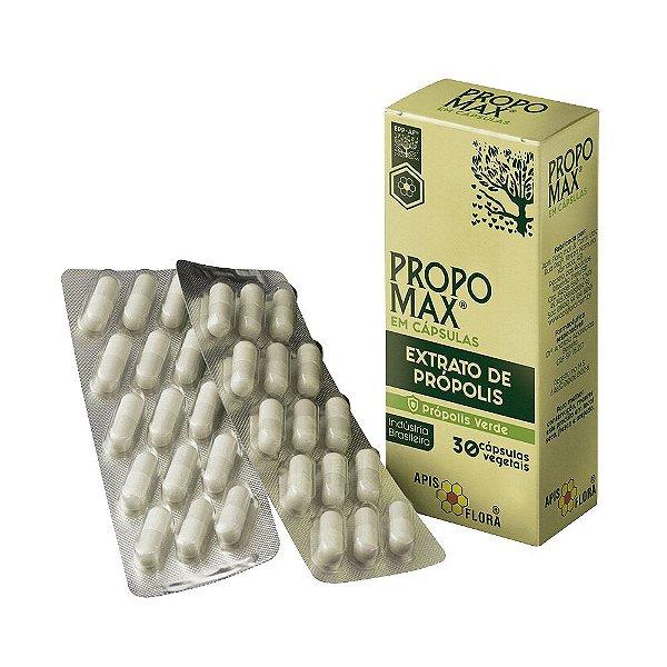 Propomax Extrato de Própolis em Cápsula Apis Flora