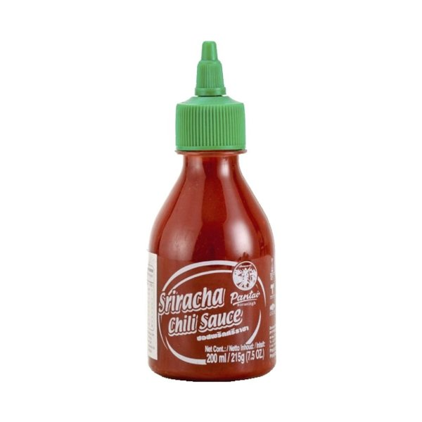 Molho de Pimenta Sriracha Chilli Sauce 200ml Pantai