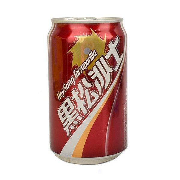 Bebida Gaseificada Adoçada Sabor Sarsaparilla 330ml