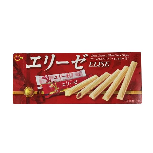 Biscoito Doce Japonês Elise Bourbon