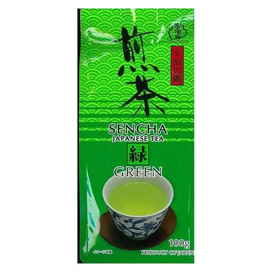 Chá Verde Sencha Green 100g Ujinotsuyu