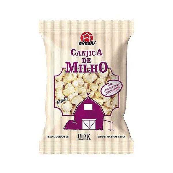 Canjica de Milho com Açúcar Orgânico 50g Hikage
