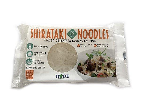 Macarrão de Batata Konjac Shirataki Noodles 350g Hyde