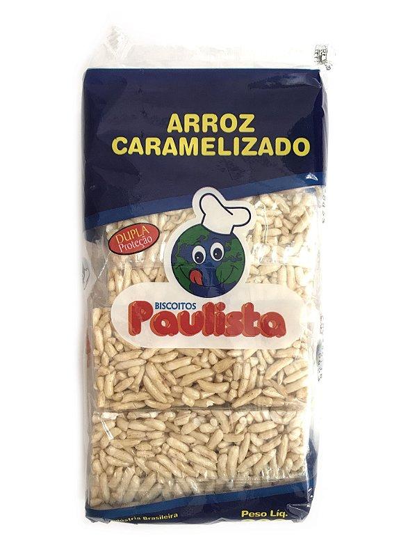 Okoshi Arroz Caramelizado 200g Paulista