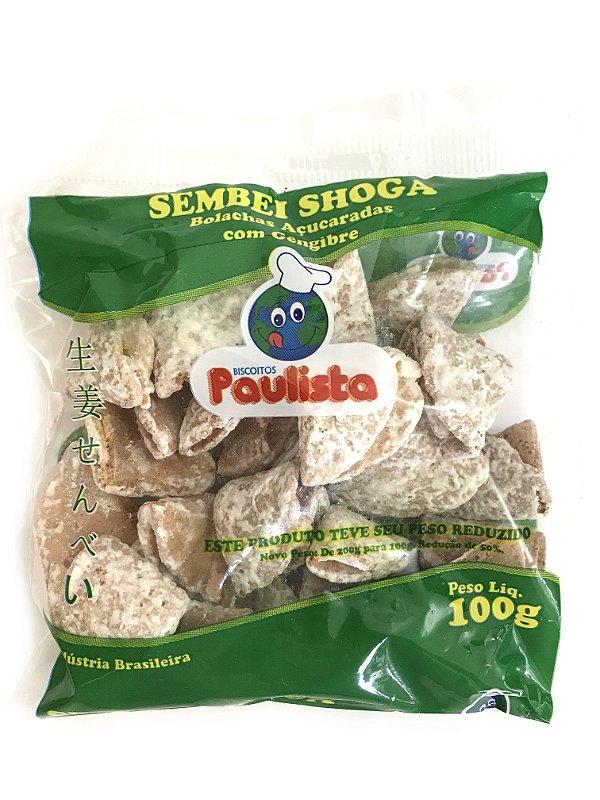 Sembei Shoga 100g Paulista