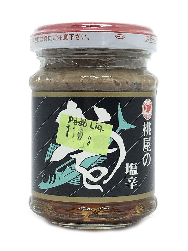 Shiokara Katsuo Conserva de Peixe Bonito Momoya