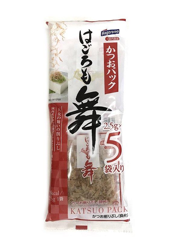 Flocos de Peixe Bonito Katsuobushi 5 sachês Hagoromo