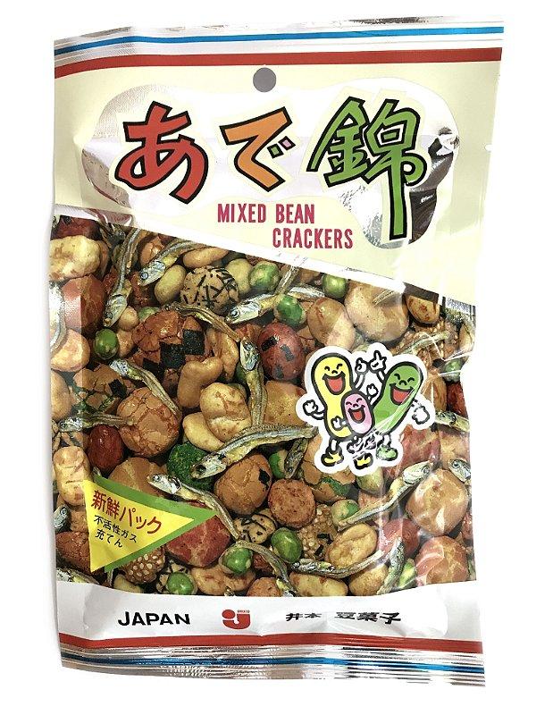 Salgadinho Misto 100g Imoto Mixed Bean Crackers