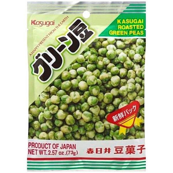 Salgadinho de Ervilha Kasugai Roasted Green Peas