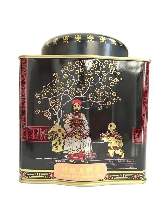 Chá Oolong em Lata Black