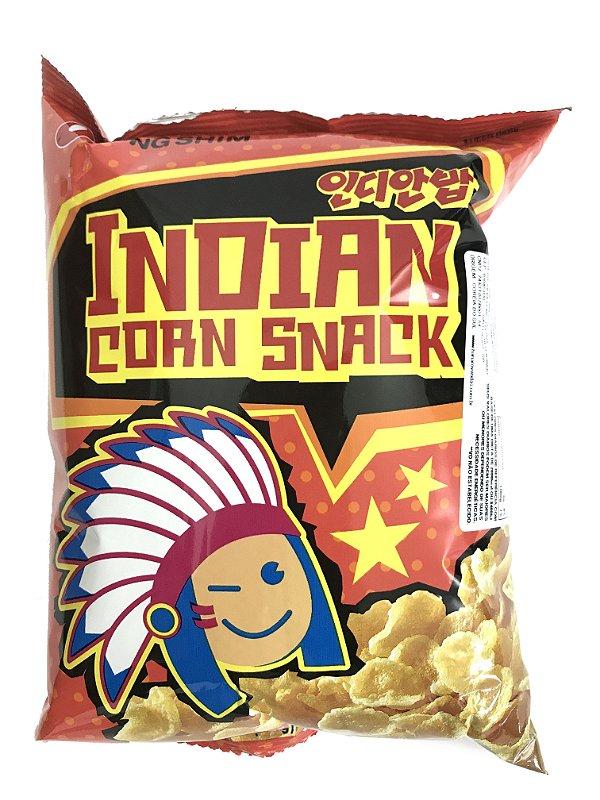 Salgadinho de Milho Indian Corn Snack 55g Nongshim