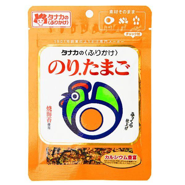 Furikake Sabor Nori Tamago 30g Tanaka