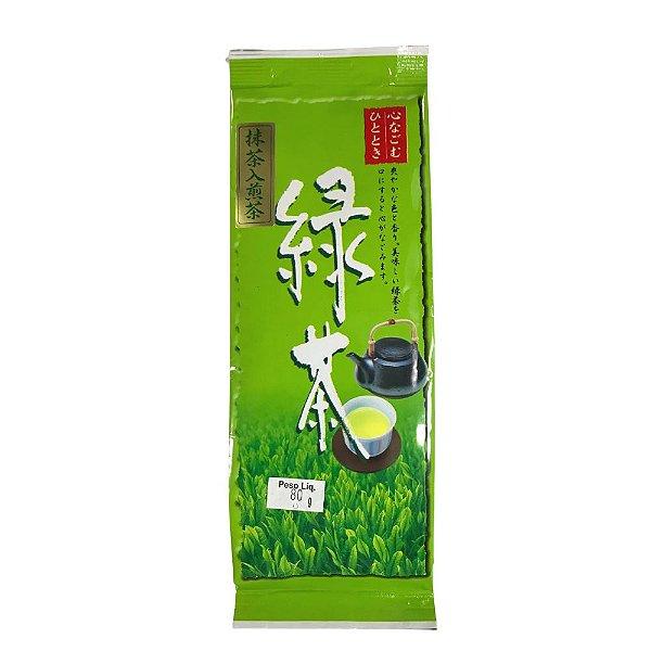 Chá Verde Matcha Iri Sencha Karin