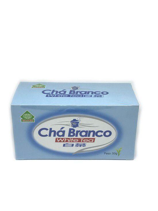 Chá Branco 50g Globo