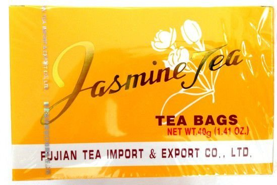 Chá Jasmin - 20 Sachês - Fujian
