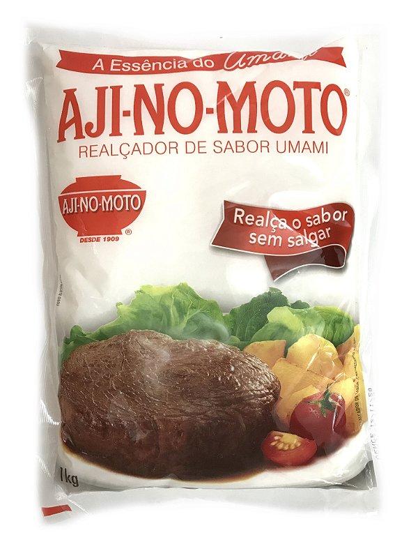 Glutamato Monossódico Realçador de Sabor 1kg Ajinomoto