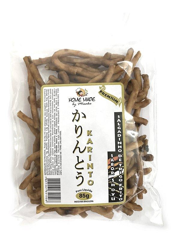 Salgadinho de Trigo Frito Karinto Shoyu 85g Home Made