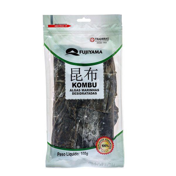 Alga Kombu Dashi 100g Fujiyama