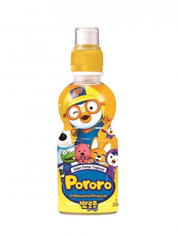 Bebida Pororo Frutas Tropicais 226ml